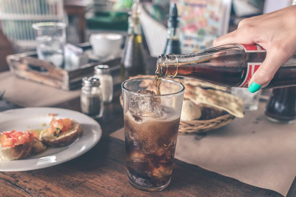Soda as a High Fructose Drink